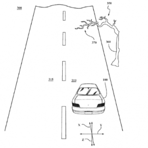 """Toyota Patent Application relating to detection of """"floating objects"""""""